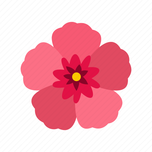 flower, hibiscus, korea, national, nature, south, summer icon