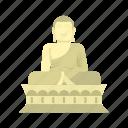 asia, buddha, buddhism, buddhist, korea, religion, statue icon