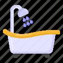 bathtub, jacuzzi, shower bath, bathroom accessory, toiletry