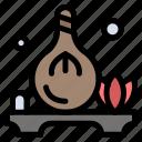 aroma, herb, oil, spa