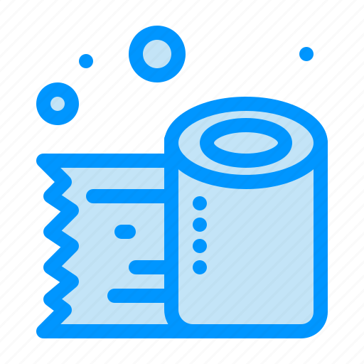 Cleaning, paper, roll, tissue icon - Download on Iconfinder
