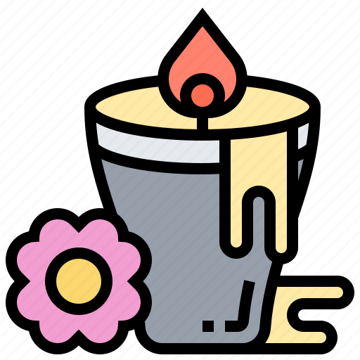 candles, light, meditation, peace, spiritual icon