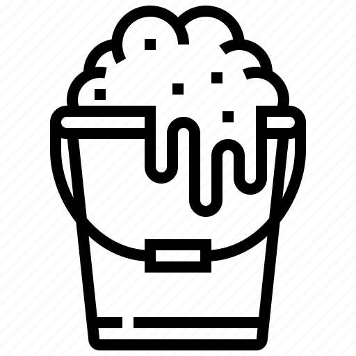 Bucket, clean, spa, water icon - Download on Iconfinder