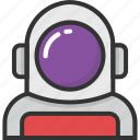 astronaut, cosmonaut, nasa, space, spaceman icon