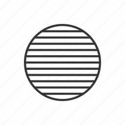 moon, night, planet, space icon