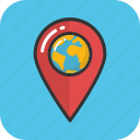 global location, location pin, location pointer, map pin, pin icon