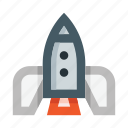 rocket, spaceship, spacecraft, launch, astronomy, space, shuttle