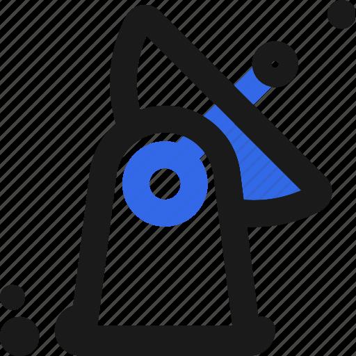 anthem, communication, data, space, transmit icon