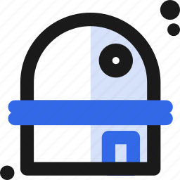 observation, observatory, space, watch icon