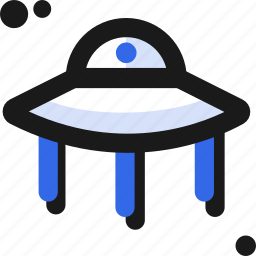 alien, ovni, ship, space icon