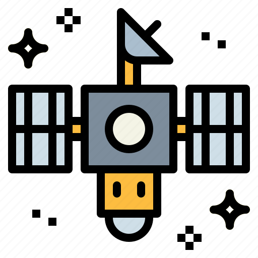 Communication, connection, satellite, space icon - Download on Iconfinder