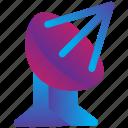 satellite, signal, space icon