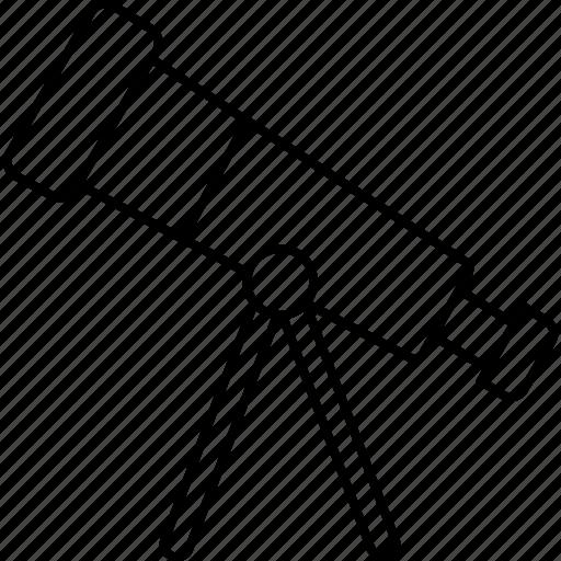 binocular, telescope, view, zoom icon
