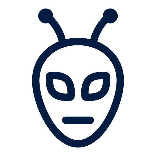 aliens, astronaut, astronomy, science, space icon