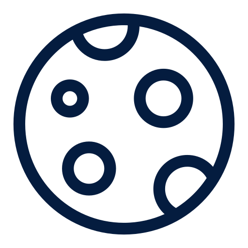 astronaut, astronomy, moon, science, space icon
