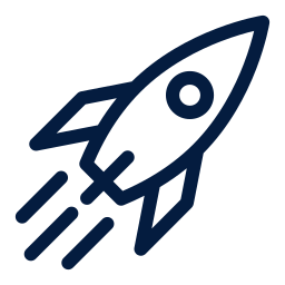 astronaut, astronomy, rocket, science, space icon