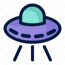 aliens, astronaut, astronomy, science, space, spaceship icon