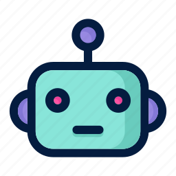 astronomy, robot, science, space, technology icon