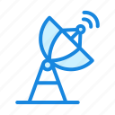communication, connection, interaction, network, satellite, satellite-dish icon