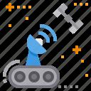 antenna, communication, computer, radio, satellite, technology