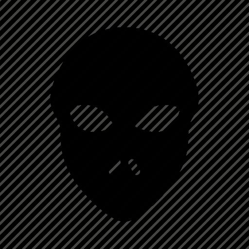 alien, extraterrestrial, ufology icon