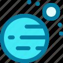 circulation, moon, orbit, path, planet, rotation, track