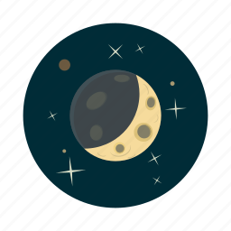 earth, globe, planet, science, space, star, universe icon