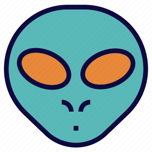 Alien, avatar, monster, space icon - Download on Iconfinder