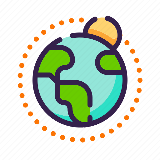 adventure, astronomy, earth, outer space, planet, space, world icon