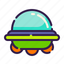adventure, alien, astronomy, outer space, space, space ship, ufo icon