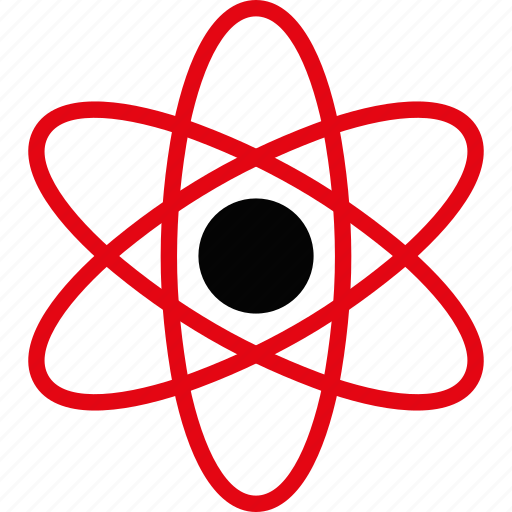 atom, nuclear, physics, power, research, science, technology icon
