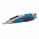 air, fly, passanger, ship, space, star, wars icon