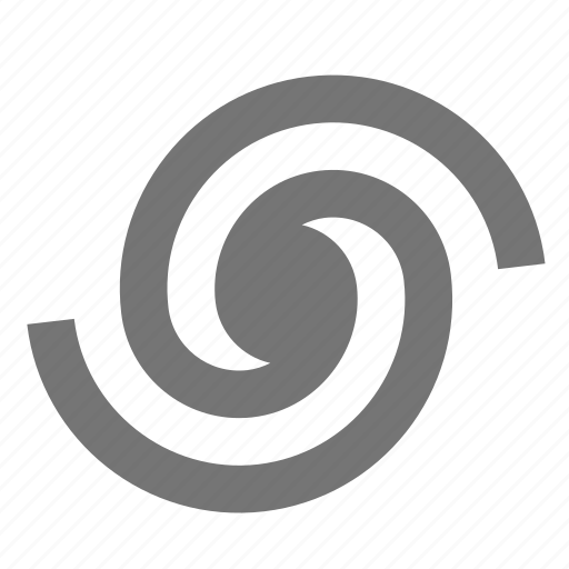 blackhole, swirl icon