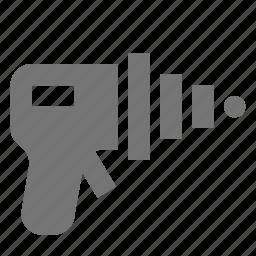 laser, phaser, spacegun icon