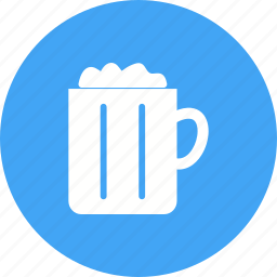 bar, beer, cold, glass, liquid, object, pub icon