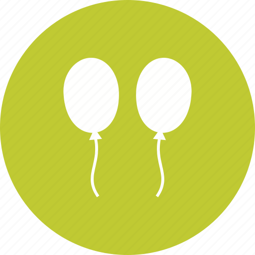 balloon, balloons, celebrate, celebration, colorful, happy, red icon