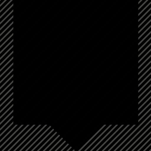 bubble, conversation, message, speech, speech bubble, square, symmetrical icon