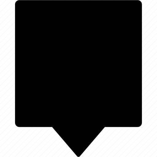 bubble, chat, message, speech, square, symmetrical, talking icon