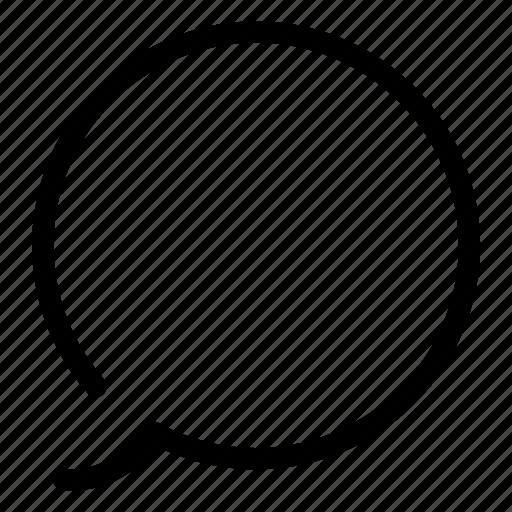 bubbles, chat, comment, conversation, message, speech, talk icon