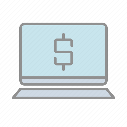 banking, business, commerce, e-commerce, finance, money, online banking icon