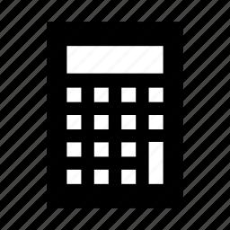 add, banking, calculator, cash, financial, money, taxes icon