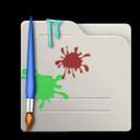 folder, graphic