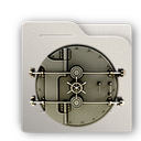 folder, secure icon