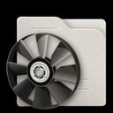 folder, torrent icon