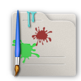 folder, graphic icon