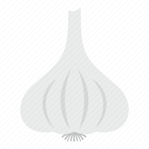 clove, fresh, garlic, organic, plant, vegetable, vegetarian icon