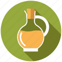 condiment, food, ingredients, jug, oil, seasoning, vinegar icon