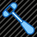 equipment, hammer, medical, orthopedic icon