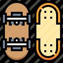 board, roller, skate, skateboard, sport