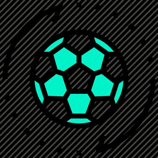 ball, football, soccer, sport, team icon